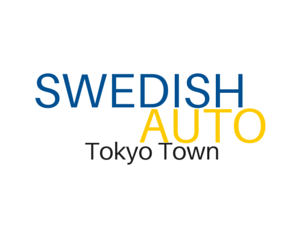 Tokyo Town - Swedish Auto Logo with no flag